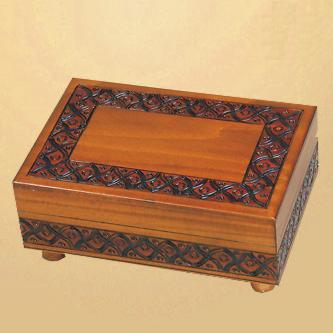 Stanislaus Secret Wooden Box